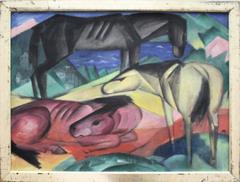 Drei Pferde II