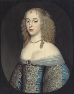 Elisabeth van Nassau-Beverweerd (c. 1635-1718)