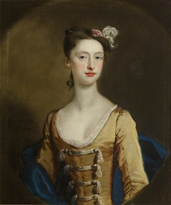 Elizabeth Rooper, Lady Dryden (d. 1791)