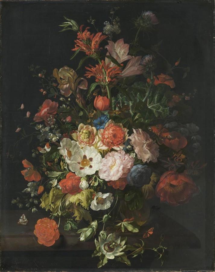 Flower still-life