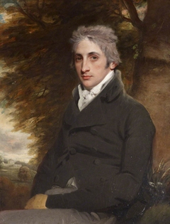 Frederick William Hervey, 5th Earl of Bristol and later 1st Marquess of Bristol, MP, FRS, FSA (1769-1859), aged 30