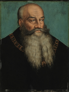 George, Duke of Saxony, Duke of Saxony