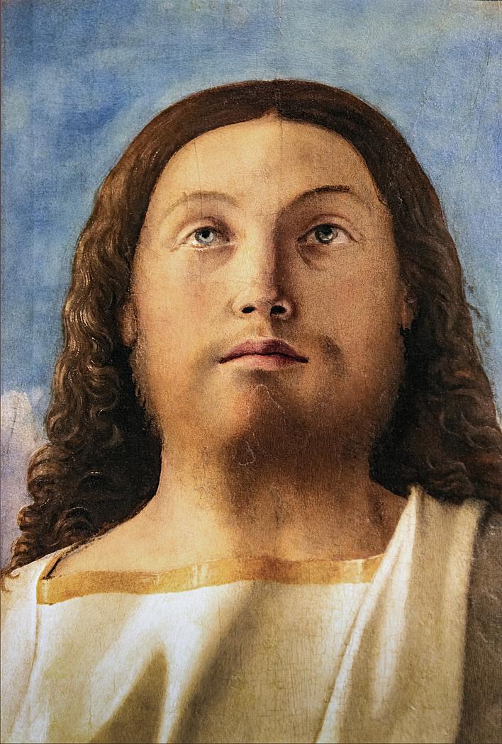 Head of the Redeemer