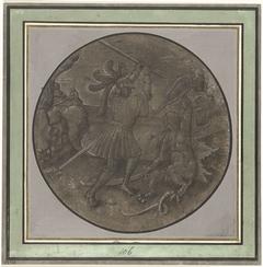 Hercules verslaat de Hydra van Lerna
