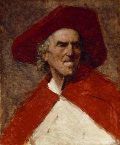 Homme au Chapeau Rouge