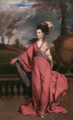 Jane Fleming, later Countess of Harrington