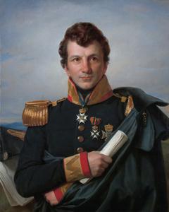 Johannes van den Bosch portrait