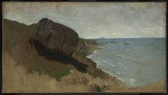 Küste bei Porto d'Anzio