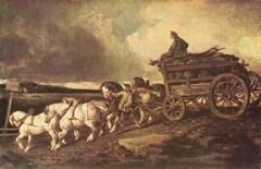 Le chariot de charbon
