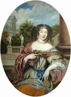 Madame de Montespan (1641-1707), a Mistress of Louis XIV