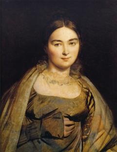 Madame Ingres, née Madeleine Chapelle
