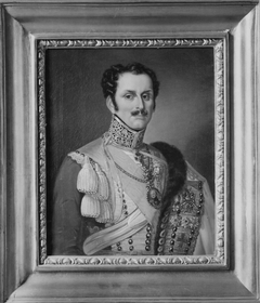 Magnus Brahe (1790-1844), count, marshal of the realm