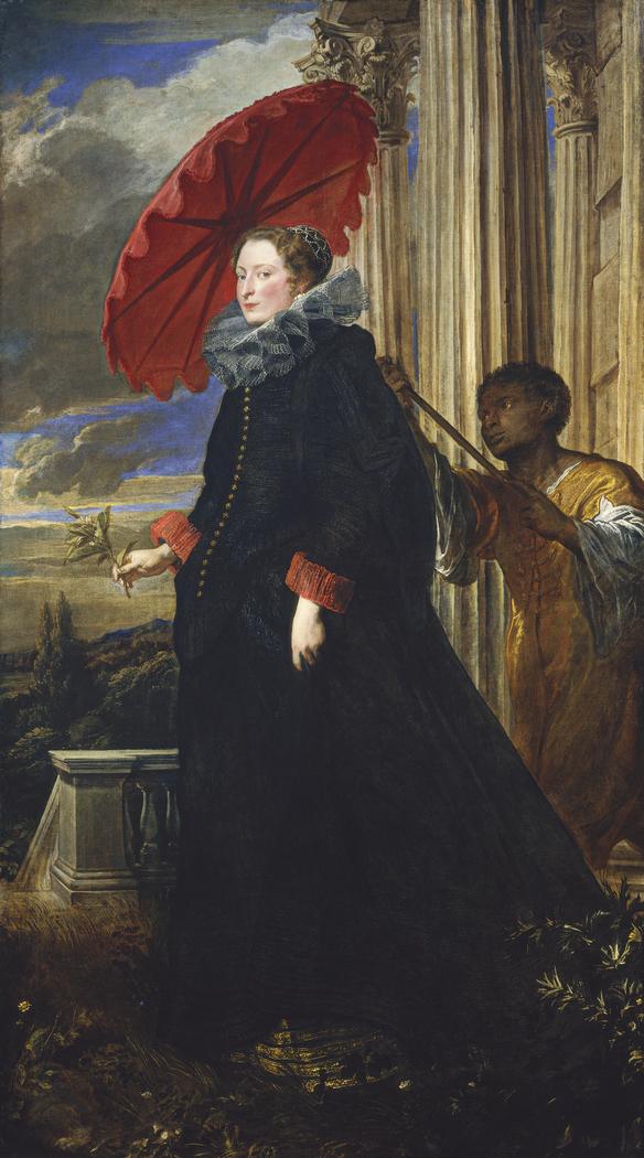 Marchesa Elena Grimaldi Cattaneo