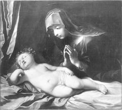 Maria mit dem Kind (Nachfolger)