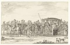 Marie de'Medici's Entry into Amsterdam in 1638
