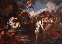 Martyrdom of Saints Marius, Martha, Audifax and Abacus