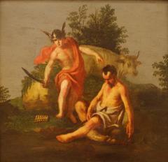 Mercury and Argus