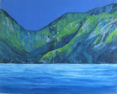 Metha landscape paintings (series)