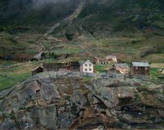 Mountain Farms in Øye in Valdres