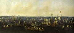 Naval Battle on the IJsselmeer, 6 October 1573: Episode from the Eighty Years' War