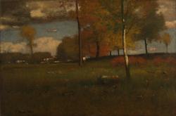 Near the Village, October