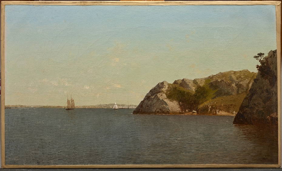Newport, Rhode Island (Beacon Rock)
