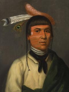 No-Tin (Wind), a Chippewa Chief