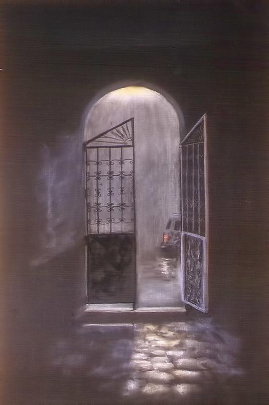 Nocturnal Escape