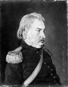 Oberst Joachim Theodor Lundbye, kunstnerens fader