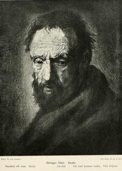 Old Man (similar to Ashmolean version)