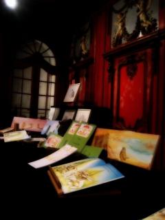 original paintings/illustrations/illustrated books