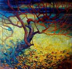 Paintings of Trees
