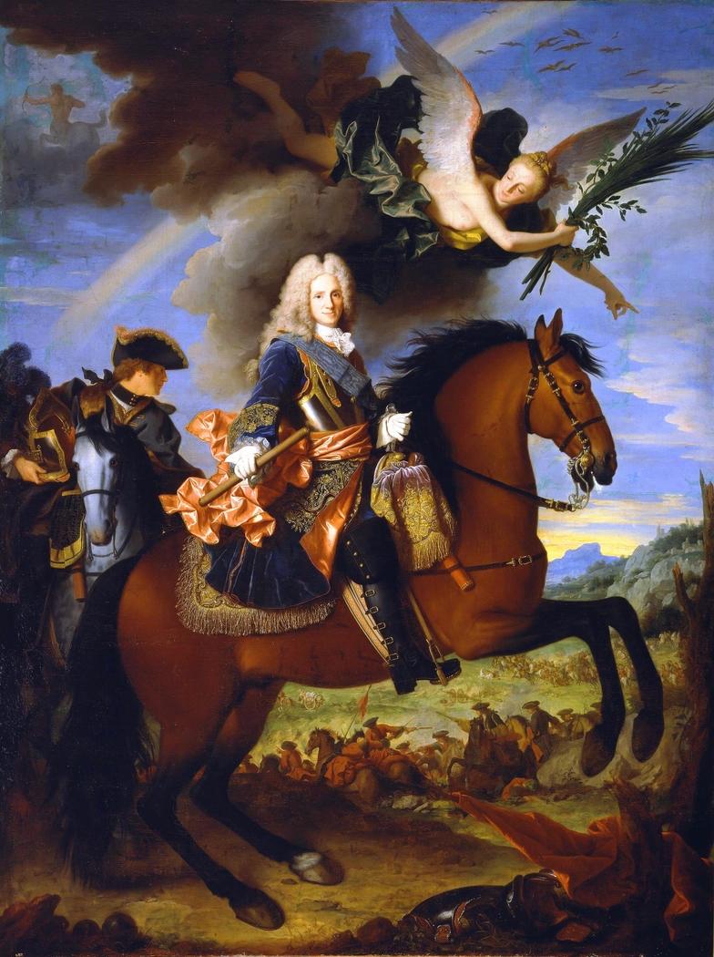 Philip V on Horseback