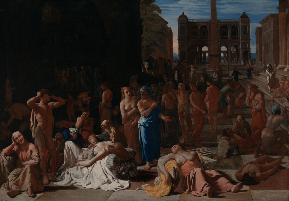 Plague in an Ancient City