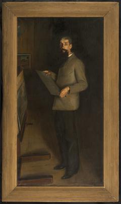 Portrait de Henri Guérard