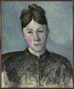 Portrait de Madame Cézanne
