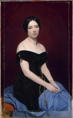 Portrait de Madame Edouard Caillard