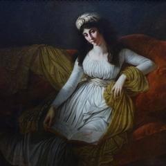 Portrait de Madame Fravega