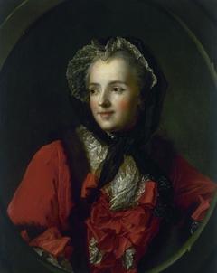 Portrait de Marie Leszczynska, reine de France