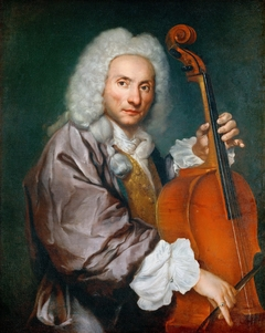 Portrait of a Cello Player
