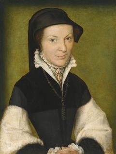 Portrait of a Lady, said to be Marie de Batarny