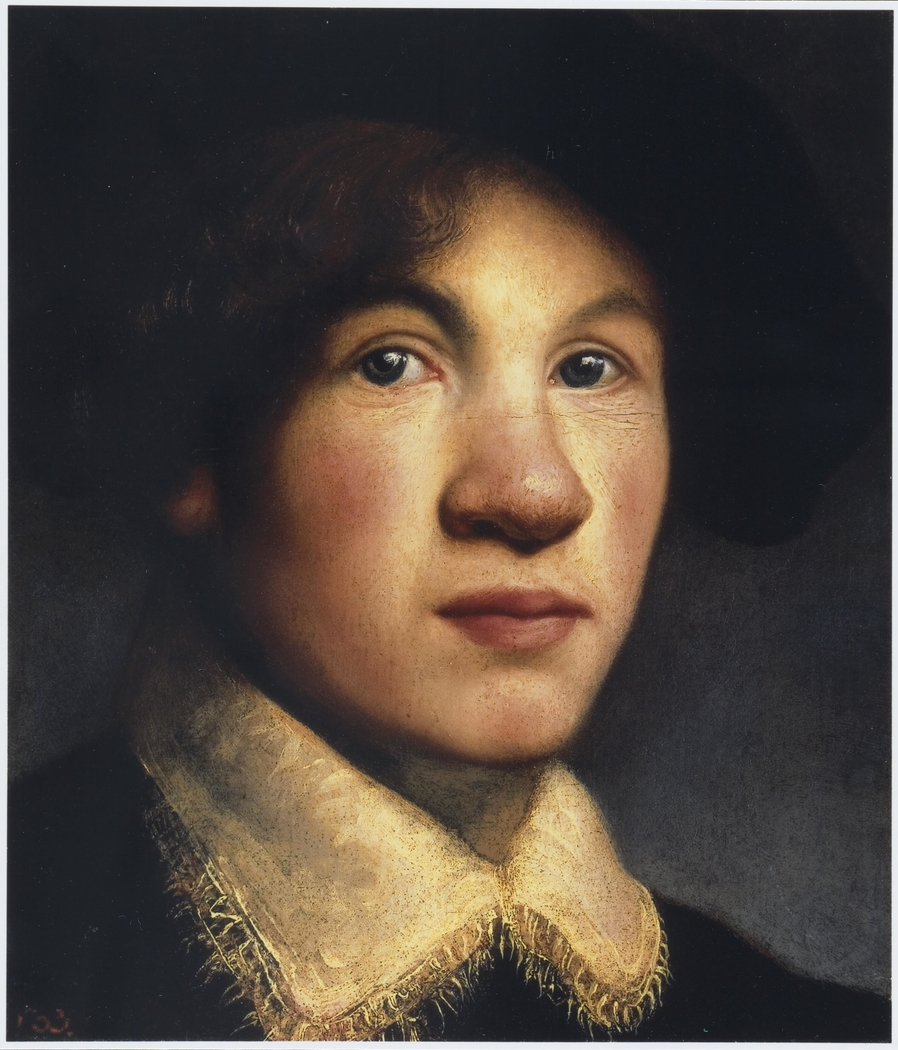 Portrait of a Man, traditionally called Rembrandt