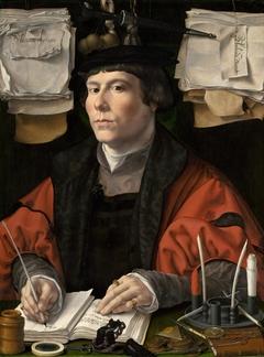 Portrait of a Merchant [possibly Jan Snoeck]