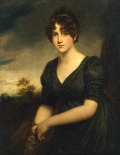 Portrait of a Woman (Miss Frances Winnicobe ?)