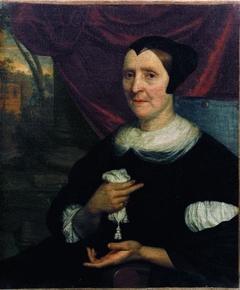 Portrait of Aletta Lydius (1612-?)