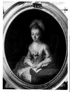 Portrait of Anna Maria Boreel (1738-1781)