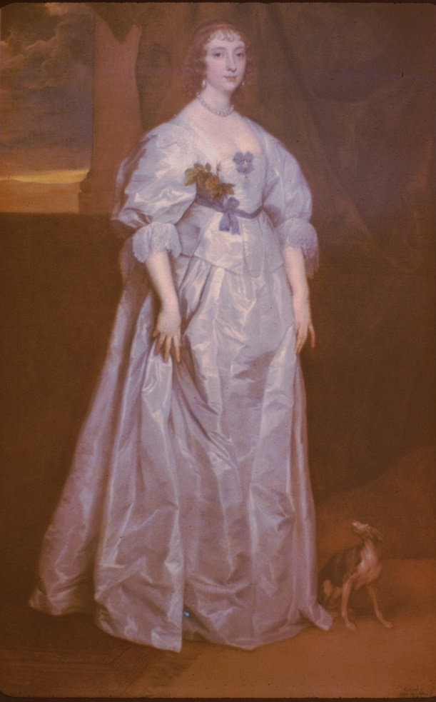 Portrait of Anne Carr, Lady Russell