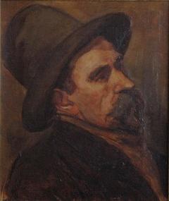 Portrait of Christian Leibbrandt