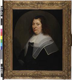 Portrait of Christina Pijll (b 1601). wife of Cornelis van Beveren