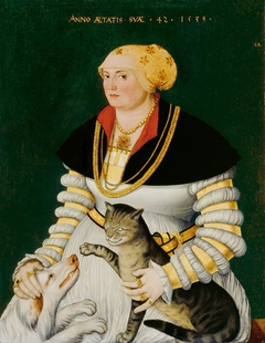 Portrait of Cleophea Krieg von Bellikon